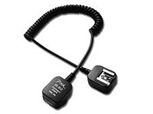 Фотокабели и TTL - кабели для фотовспышек