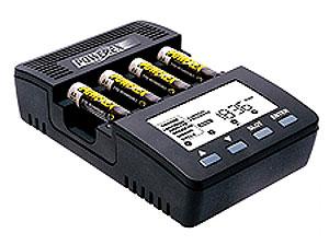 Зарядные устройства для универсальных аккумуляторов