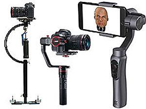 Стедикамы (электронные и механические) для видеосъёмки