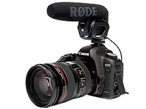 Микрофоны и портативные рекордеры для фототехники