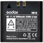 Аккумулятор Godox VB18 для вспышек Godox Ving V860II