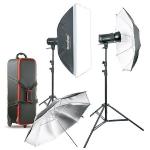 Комплект студийного оборудования Godox SK300 II-E