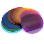 Фильтры цветные Godox V-11C для Godox V1