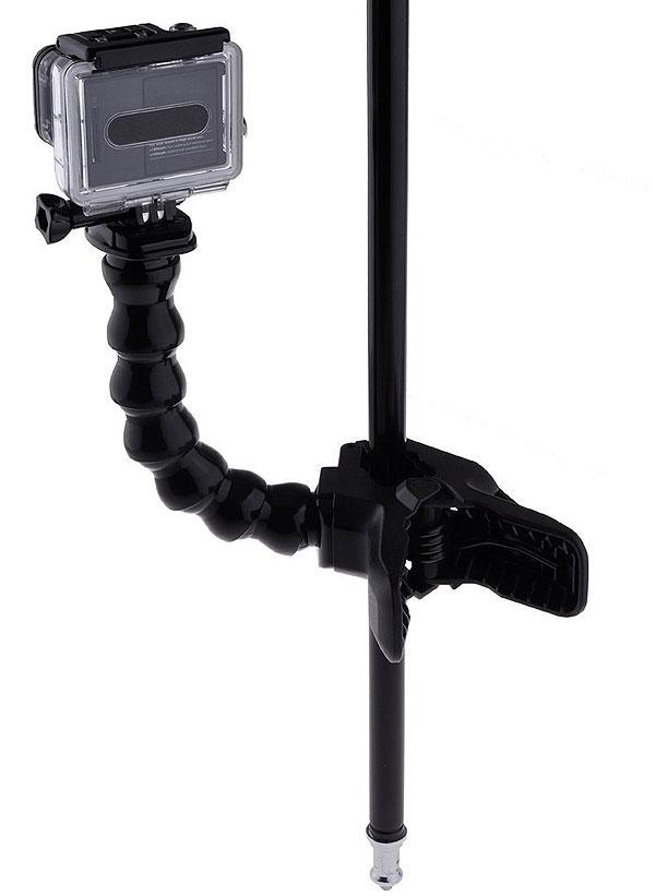 Держатель для экшн-камер Jaws Flex