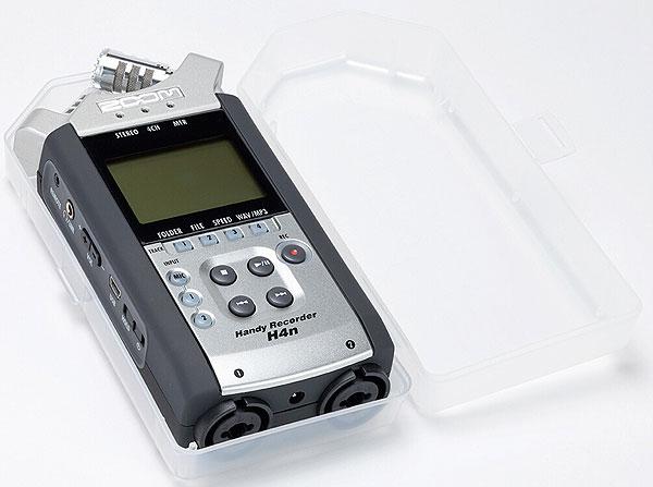 Портативный рекордер Zoom H4nSP