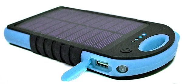 Power Bank Solar Ek 7 16800mah с солнечной батареей внешние