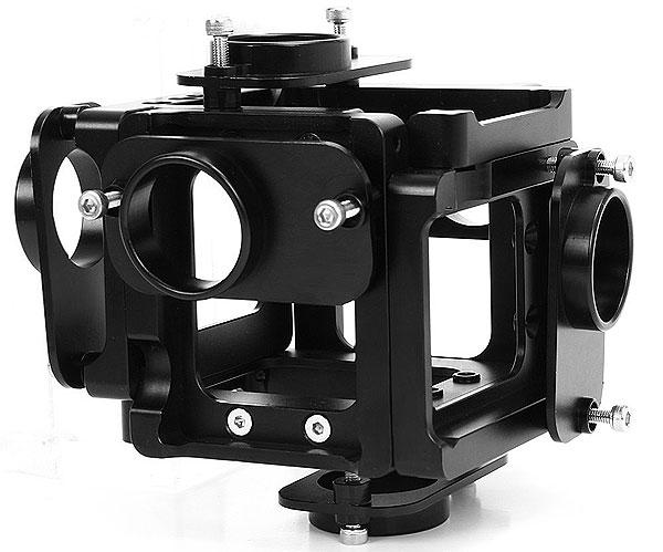 Комплект Cage Kit Panorama 360 градусов для 6 камер GoPro Hero.