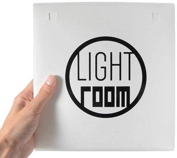 Лайт куб фотобокс с LED подсветкой для предметной съемки