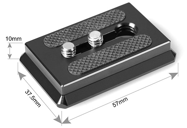 Штативная площадка SmallRig Arca Swiss Quick Release Plate