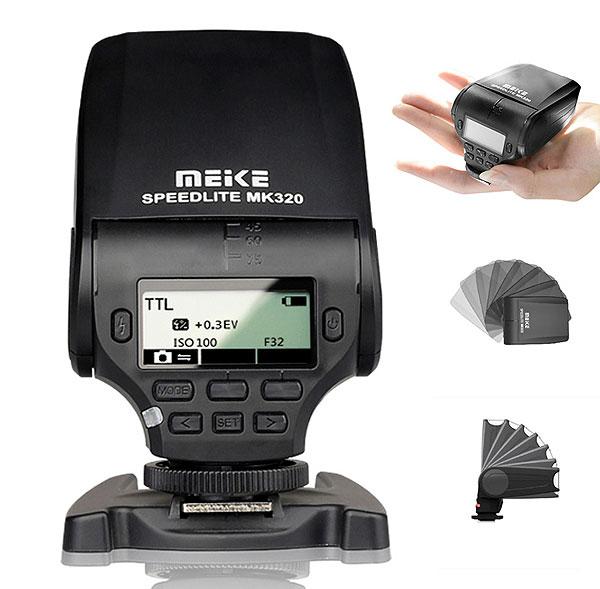 Meike Mk-320 Руководство img-1