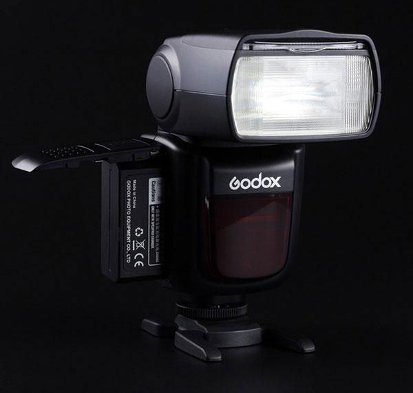 Вспышка Godox VING V860C для Canon