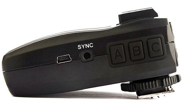 Трансивер YouPRO Pro-6C для Canon