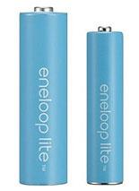 Аккумуляторы Panasonic Eneloop Lite