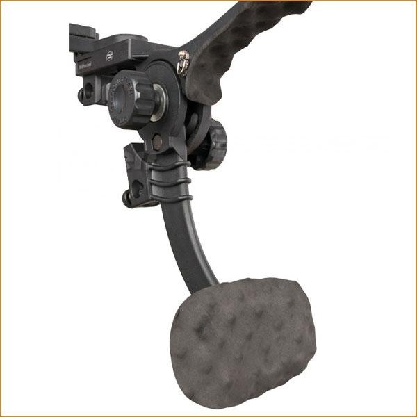 Которое в различных конфигурациях можно использовать, как наплечный штатив, плечевой упор