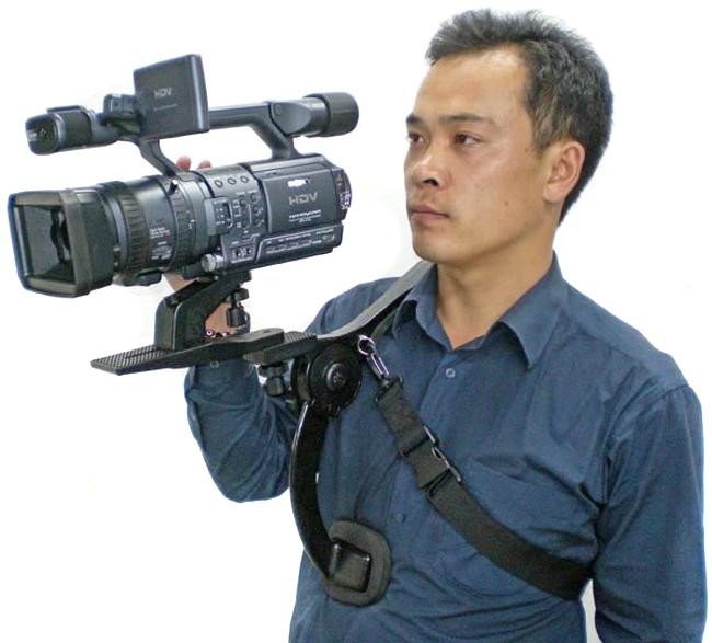 Beike Shoulder Support Pad.  Плечевой упор. накамерный монитор. или.
